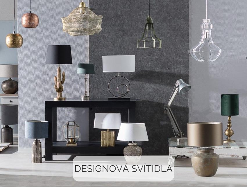 originální a netradiční lampy a svítidla