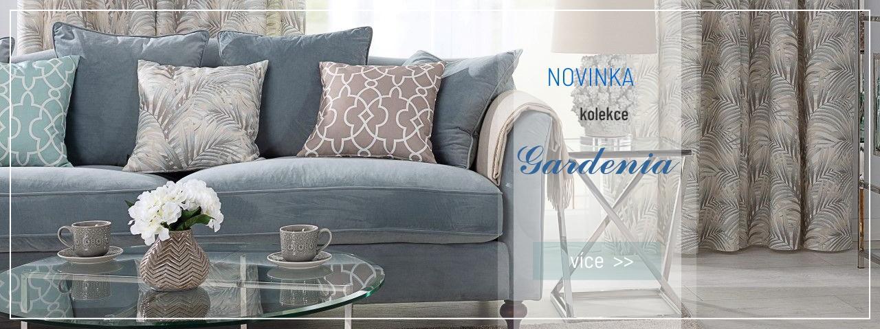 látky Gardenia
